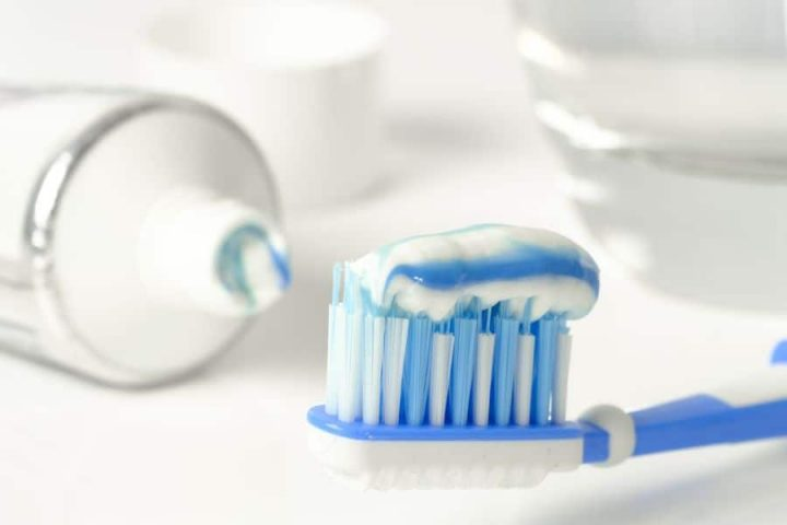 Fluoride toothpaste recommended by San Marcos dentists